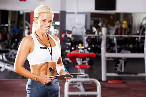 С чего начать тренировку в зале