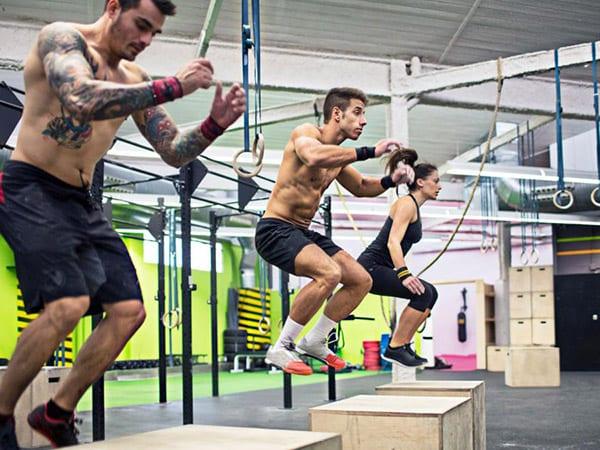 Кроссфит - для красивого тела и рельефных мышц