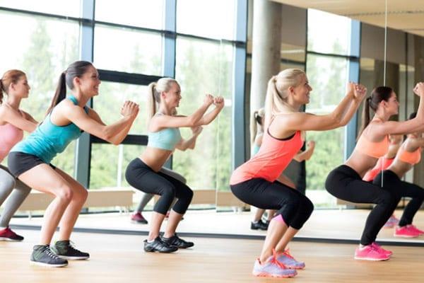 Фитнес - группы для похудения и здоровья