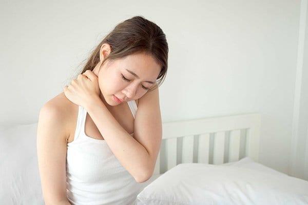 Причина боли в шее - стойкий спазм мышц