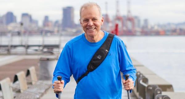 Почему скандинавская ходьба так полезна