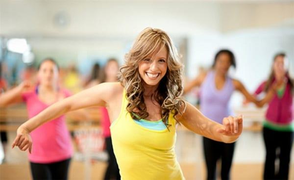 Зумба - похудение без травм и перегрузок