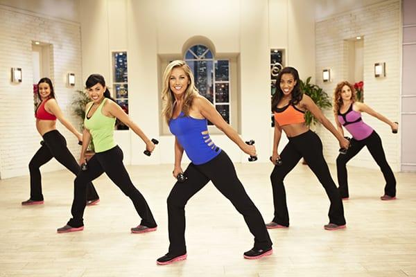 """Дениз Остин """"То что надо"""": полноценная фитнес-тренировка"""