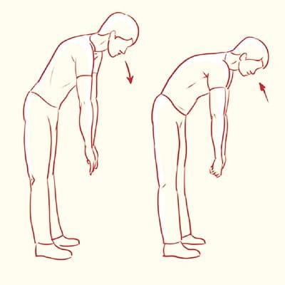 Упражнение Стерльниковой Насос