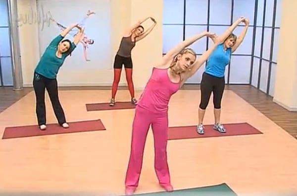Избавляемся от лишнего веса с помощью упражнений