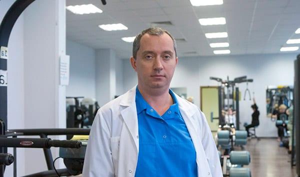 Александр Юрьевич Шишонин - врач-реабилитолог