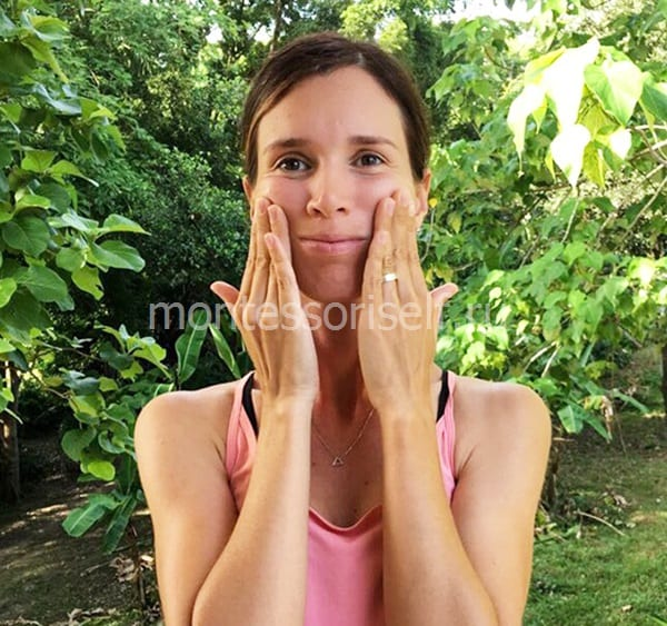 Лимфодренажный массаж лица 9
