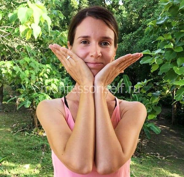 Лимфодренажный массаж лица 12