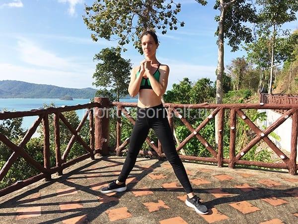 Самые эффективные упражнения для бедер для девушек