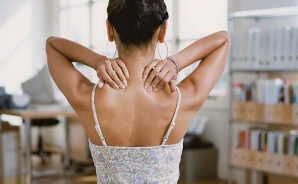 Самомассаж при болях в шее
