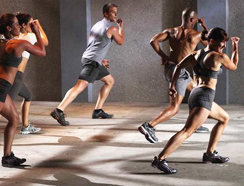 Несколько секунд мышцы работают очень интенсивно