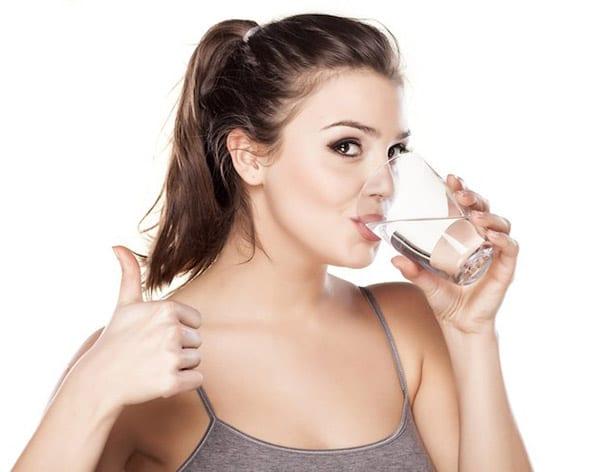Норма воды для похудения