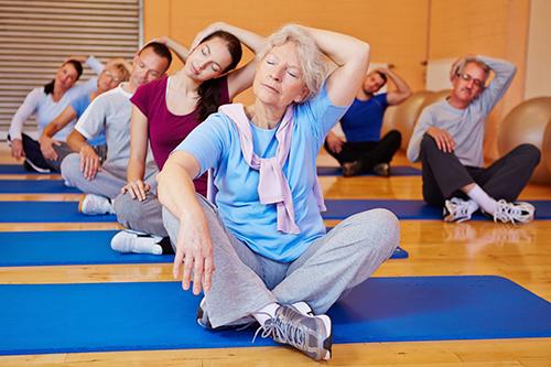 Суставная гимнастика - двадцать минут здоровья
