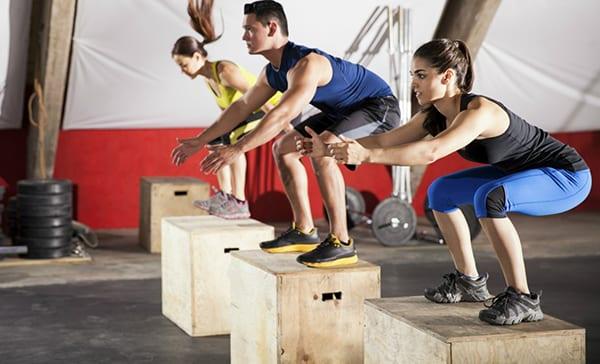 Функциональный тренинг помогает развивать качества, необходимые для победы