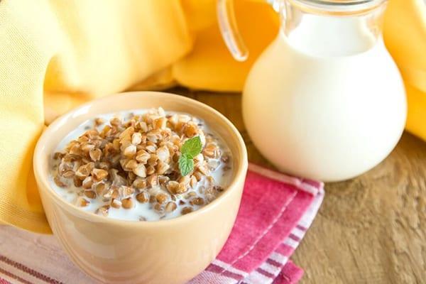 Правильный подбор продуктов при гречневой диете