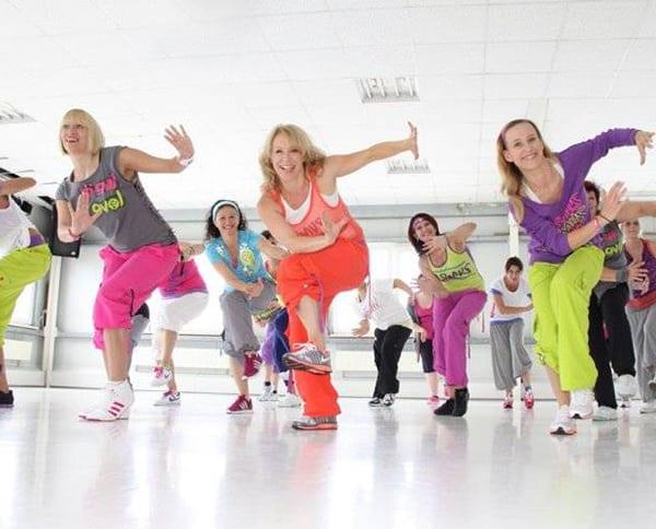 Зумба - танец и полноценная тренировка