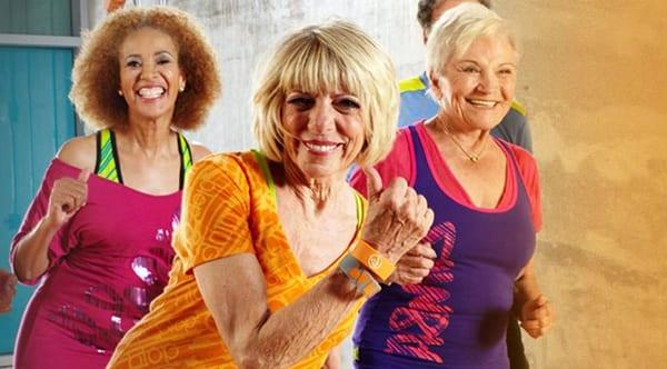 Зумба голд - танцы для здоровья и души