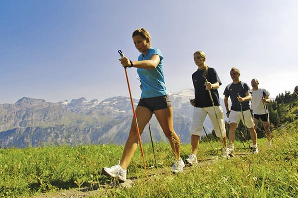 Противопоказания для занятий скандинавской ходьбой