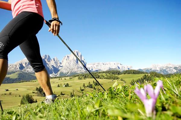 Скандинавская ходьба для здоровья и красоты