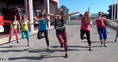 Зумба фитнес видео уроки для похудения