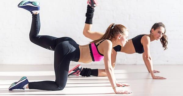 Фитнес для проблемных зон