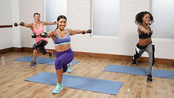 """Джанет Дженкинс """"500 калорий за 45 минут"""": эффективная фитнес-тренировка"""