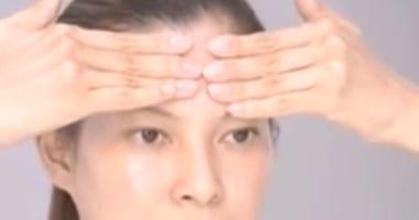 Омолаживающий японский массаж лица и шеи