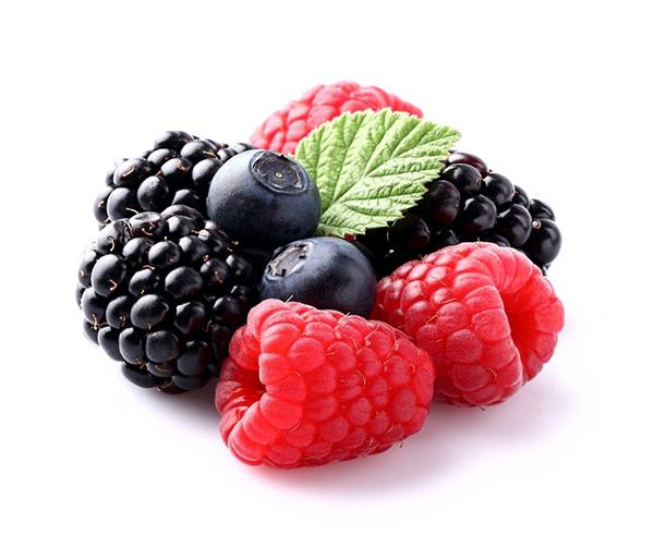 Ягоды для ускорения метаболизма