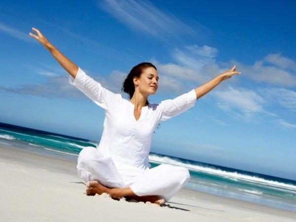 Упражнения на глубоком вдохе активизируют все обменные процессы в организме