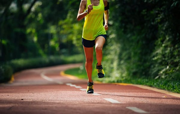 Обязательно изучите правильную технику бега