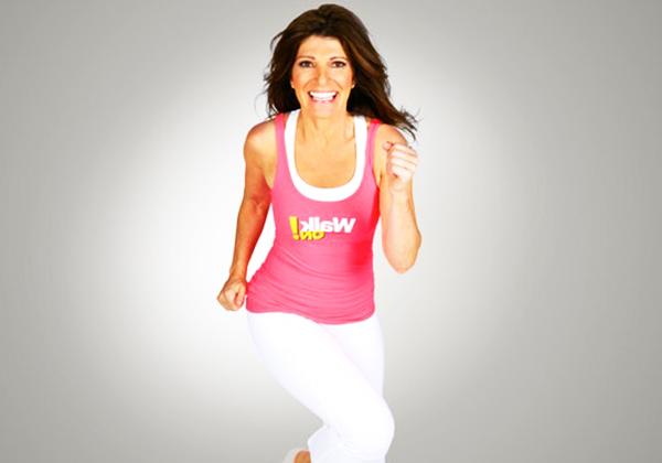 Лесли Сансон помогает похудеть и обрести заряд бодрости и позитива