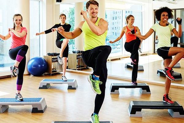 Танцевальная аэробика - самый веселый способ похудения