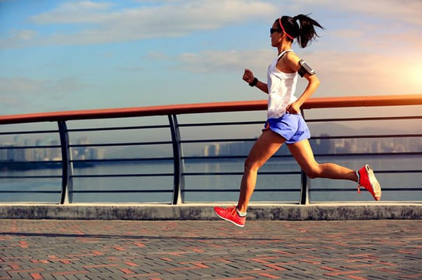 Интервальный бег для быстрого сжигания калорий
