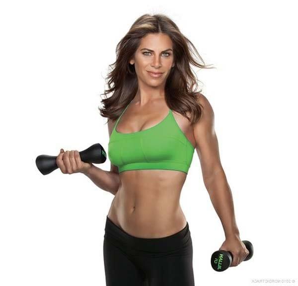 Джиллиан Майклс - самый известный фитнес-тренер в Калифорнии
