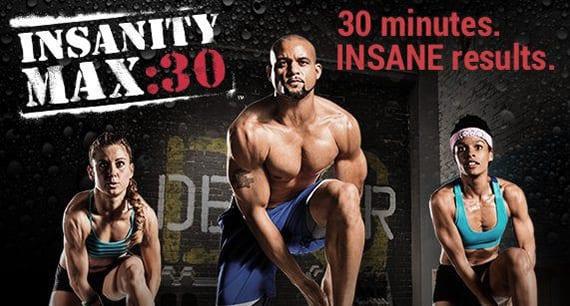 """""""Инсанити Макс 30"""" - 30 минут для здоровья и красоты"""
