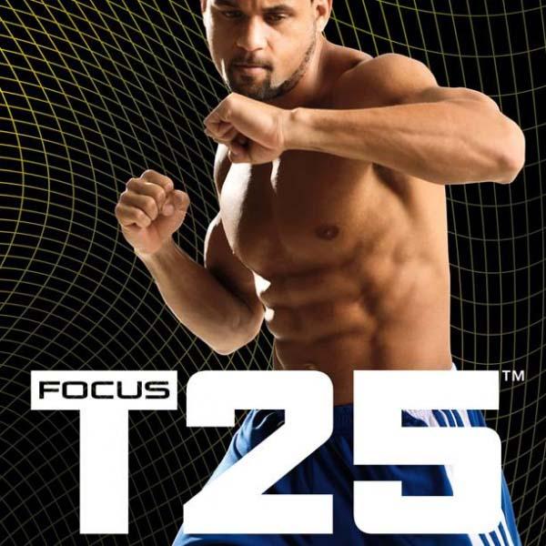 Focus Т25 - эффективные тренировки с Шоном Ти