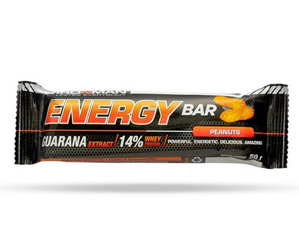 EnergyBar - подарят сытость и энергию