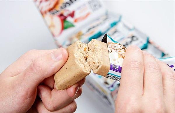 Ключевой компонент протеинового батончика – белок