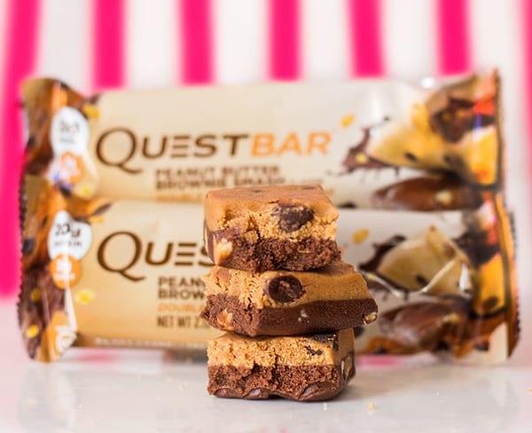 Quest - отличное сочетание белка и углеводов и отменный вкус