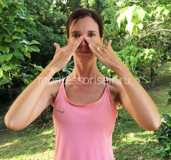 Лимфодренажный массаж лица 5