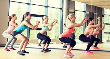 Упражнения сумо