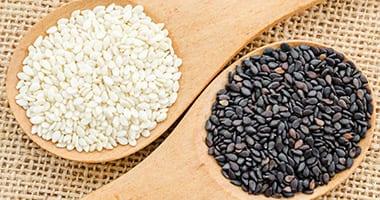 Кунжутное семя - состав