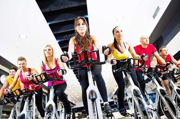 Сайклдинг - отдельное направление фитнеса