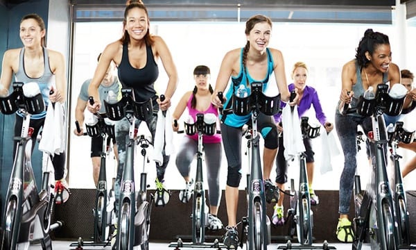 Тренировки сайклинг для здоровья и хорошего настроения