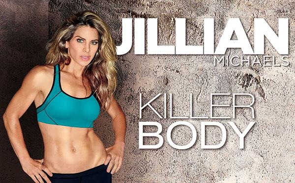 "Джиллиан Майклс ""Killer body"" (""Убойное тело"")"