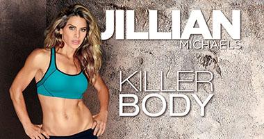 """Джиллиан Майклс """"Killer body"""" (""""Убойное тело"""") - 6 тренировок на все тело"""