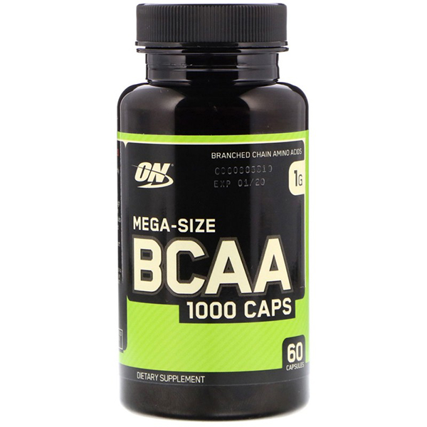 Optimum Nutrition - BCA A
