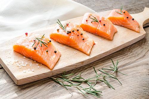 Рыба и морепродукты имеют самое высокое содержание ГДК
