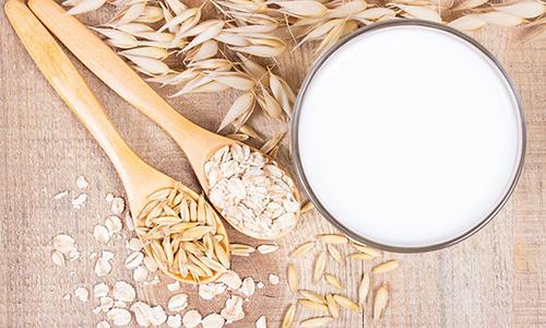 Овсяное молоко для красоты и здоровья