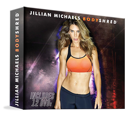 Джиллиан Майклс BodyShred